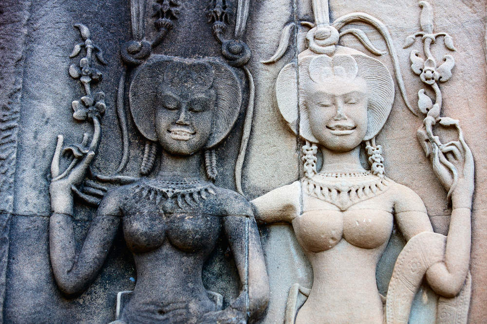 Details van Angkor