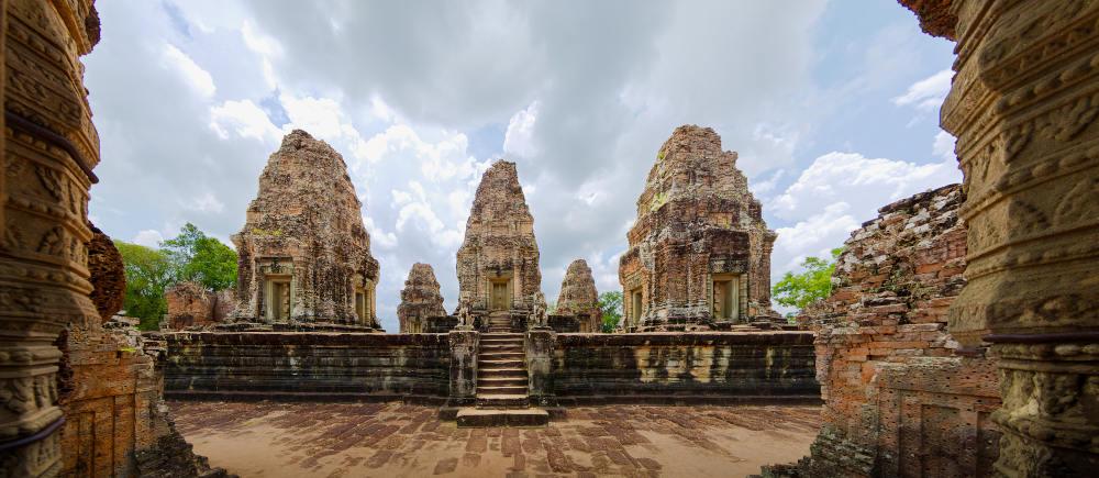 Angkor in Cambodja