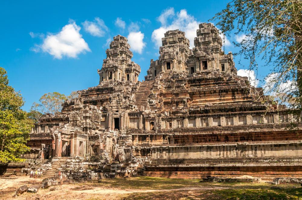 Beste Angkor tempels