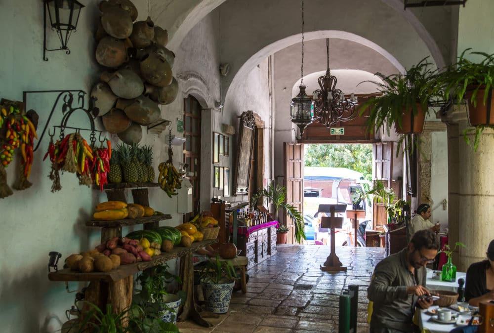 Yucatan in Mexico
