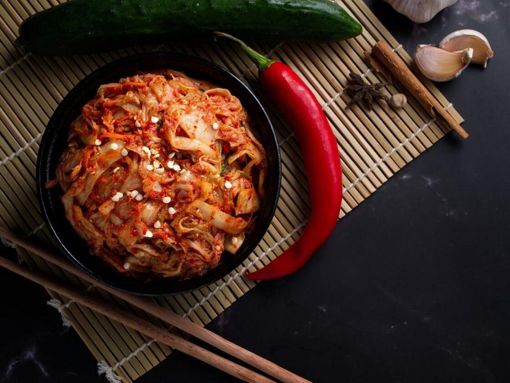 Kimchi - korean foodguide