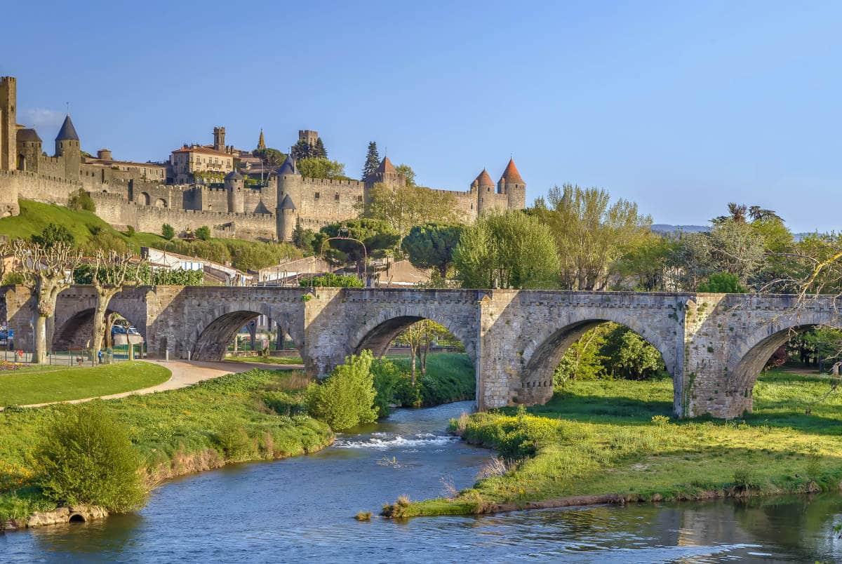 bezienswaardigheden in Zuid-Frankrijk