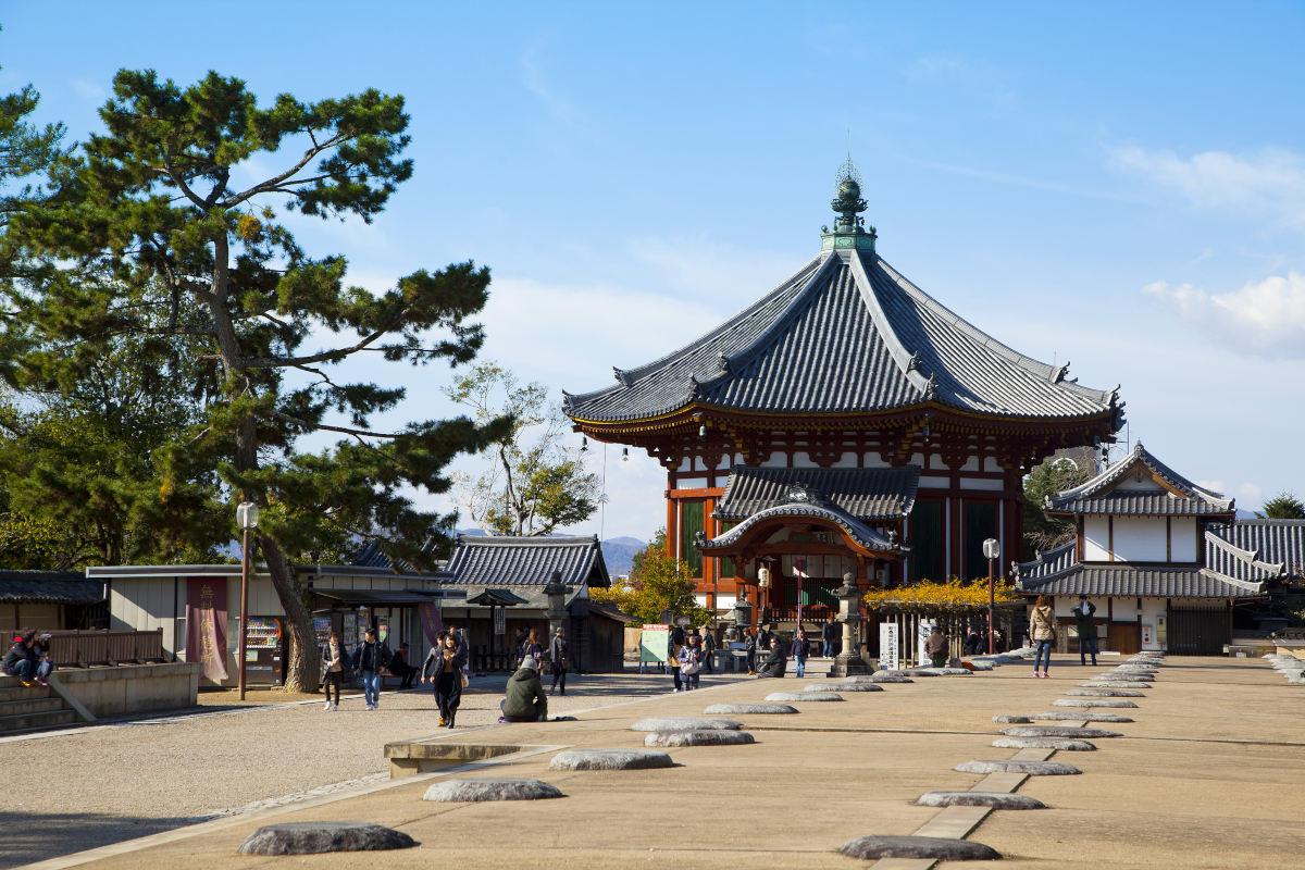 Kofuku-ji tempel